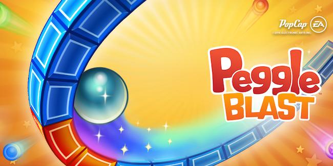 Peggle-Blast